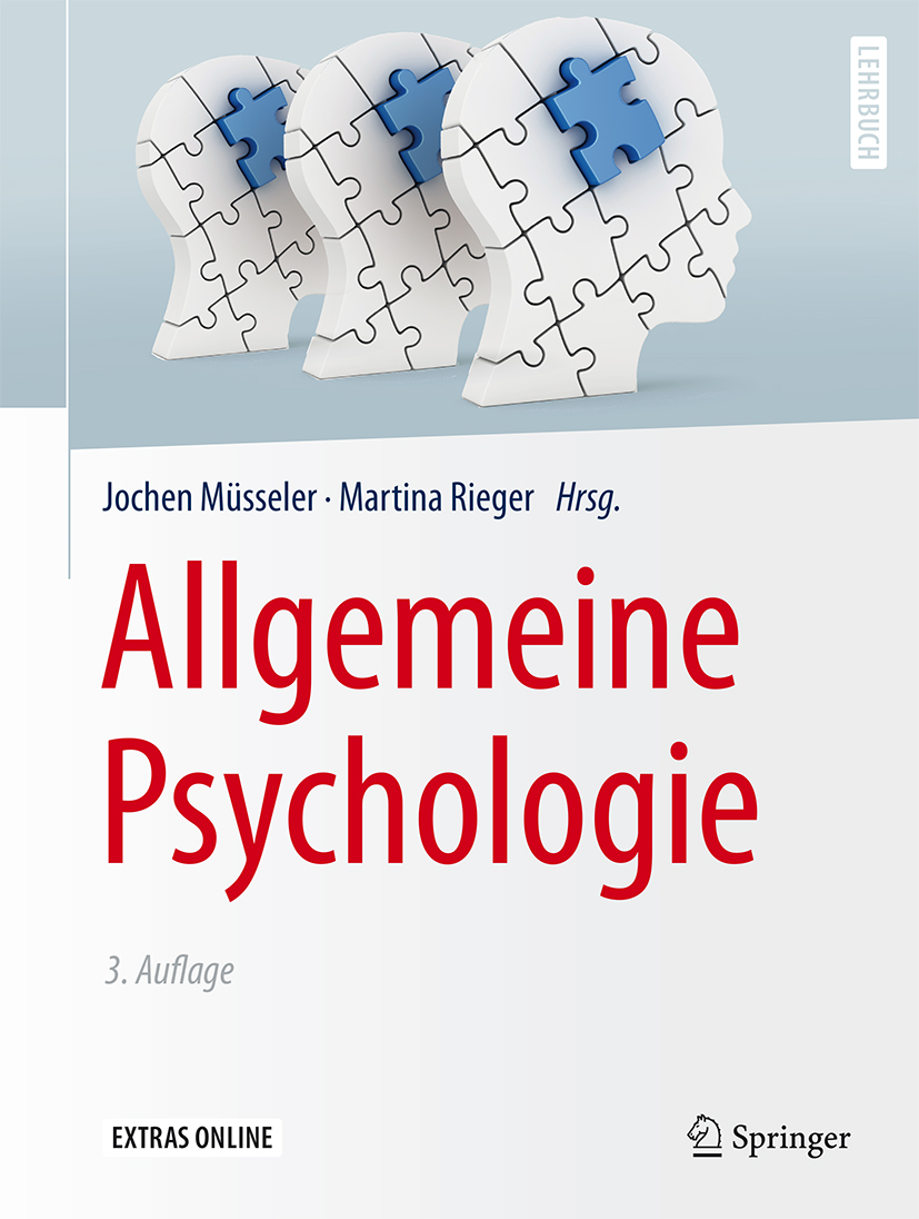 Zusammenfassung Lehrbuch Psychologie