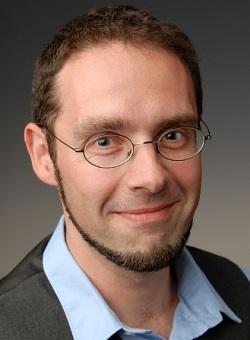 Hier ist ein Foto von Marc Vierhaus zu sehen.